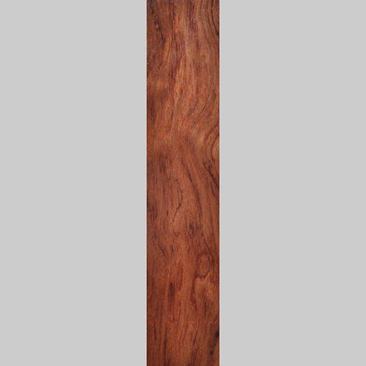 ročno izdelana lesena knjižna kazalka v barvi bubinge