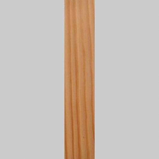 ročno izdelana lesena knjižna kazalka v barvi macesna